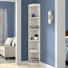 Corner Bookcases You'll Love in 2019 | Wayfair