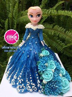 Doll Cake by cakekapajum Nakhonsawan Thailand  #เค้กนครสวรรค์