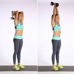 women arm workout with weights * women arm workout . women arm workout with weights . women arm workout home Best Dumbbell Exercises, Dumbbell Workout, Arm Exercises, Workout Exercises, Fitness Exercises, Workout Ideas, Hand Weight Workouts, Gym Workouts, Weight Exercises