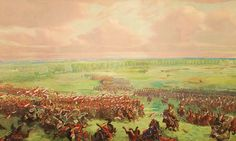 Category:Battle of Waterloo in art Bataille De Waterloo, Hundred Days, Battle Of Waterloo, Napoleonic Wars, Panorama, Campaign, Polish, Painting, Image