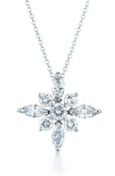 Kwiat .44ct tw Diamond Star Pendant Necklace available at #Nordstrom
