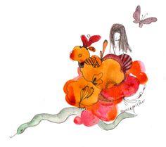 miss capricho : MISS CAPRICHO (tattoo inspiration)