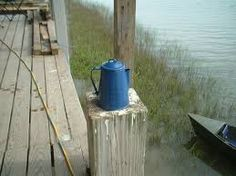 camp coffee pot picture - Google Search