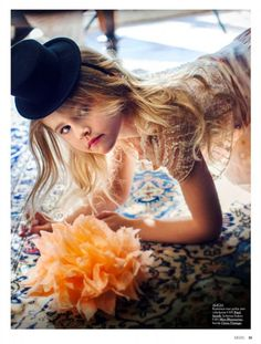 a royal family: mireille l'amie by anne timmer for grazia netherlands april 2013 Kids Fashion Photography, Children Photography, Love Fashion, Fashion Show, High Fashion, Little Fashionista, Stylish Kids, Kid Styles, Well Dressed