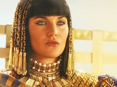 Loved her as Cleopatra