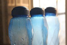 Frozen Water Jugs for Your Cooler | 26 Badass Camping Hacks For Your Next Trip | https://survivallife.com/25-badass-camping-hacks/