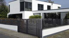 2015 Modell Gartenzäune aus Holz, Alu oder Niro in Freistadt Einrichtungen