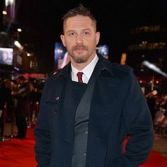 Tom Hardy - The Revenant | UK Premiere (Arrival) London, England - January 14, 2016.