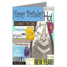 Happy Birthday Greeting Cards (Pk of 10)  Keep a stash!