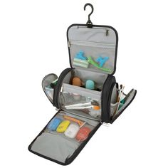 Travelon Hanging Kit Quilted Black Quilted One Size -- Check out this great  product. caf05a3fb07db