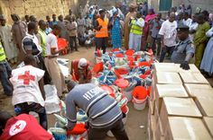 CHRISTIAN NIGERIANS CELEBRATE CHRISTMAS DESPITE BOKO HARAM, SUICIDE BOMB THREATS