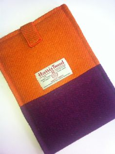I pad mini Harris tweed cover case sleeve made in by Scotswhahae, $40.00