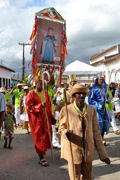 Reisado de Tiquaruçu, Feira de Santana - Bahia