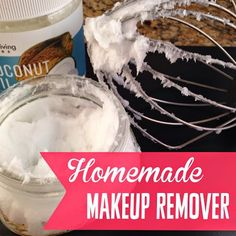 Tired of overpaying for makeup remover? Check out this easy to make homemade makeup remover. It only takes one ingredient.