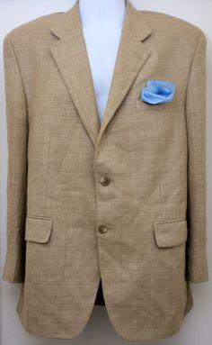 90's Vintage Ralph Lauren CHAPS Tan 100 by StandoutVintageStore, $68.00