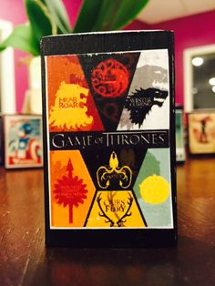 Game of Thrones Matchbox