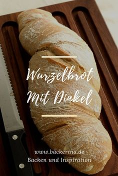 Root bread with spelled Informations About Wurzelbrot Rezept mit Dinkel und langer, kalter Gare Pin You can easily u. Puff Pastry Recipes, Quesadilla Recipes, Filipino Desserts, Baking With Kids, French Pastries, French Food, Pampered Chef, Greek Recipes, French Recipes