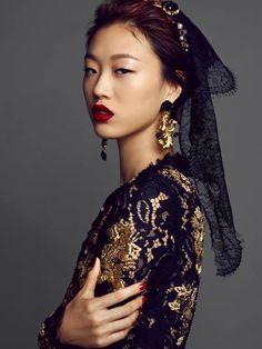 KNTM3 | Choi Sora covers W Korea Magazine
