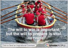 Motivational Quote by Joe Paterno