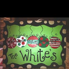 Christmas canvas by my lovely bridesmaid! Christmas Arts And Crafts, Christmas Signs, Christmas Projects, Winter Christmas, Holiday Crafts, Holiday Fun, Christmas Holidays, Christmas Decorations, Holiday Ideas