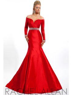 Off The Shoulder Pageant Dress Prima Donna 5740