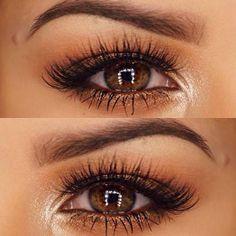 Immagine di eyes, makeup, and make up