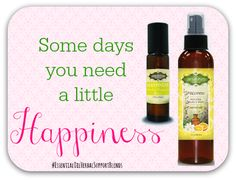 Some days you need a little Happiness...Happiness Herbal Support that is!! A combination of Cherrful Citrus, Ylang Ylang, Clary Sage, Rose and exotic Jasmine Essential Oils help calm & balance your hormones...that WILL make you do the Happy dance!! #Happiness #EssentialOils #Wellness #JordanEssentials