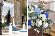 Start dreaming… this wedding was  celebrated in the most breathtaking venue in Tuscany...