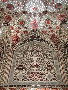 Shish Mahal, Lahore Fort, Pakistan