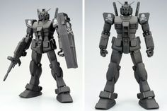 mastermind JAPAN x STRICT-G PG 1/60 RX-78-2 in matte black. Gundam Toy & Capsule Collection