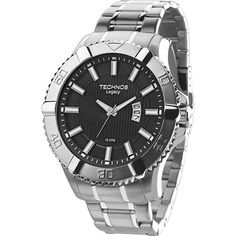 [Americanas] Relógio Masculino Technos Analógico 2115KOV/1P - de R$859,00 por R$199,90