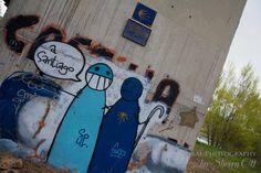 Camino graffiti