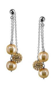 Shop Honora LE5672CP Earrings | Bailey Banks & Biddle