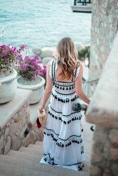 Alyssa Campanella The A List blog Day to Night beach dresses