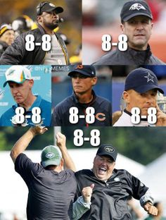 I laugh because it true. But I do think bears fan be cheering if they go 8-8