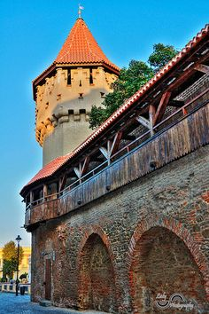 Old town tower, Sibiu