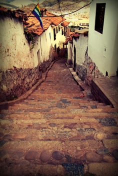 Cusco, Peru. What do you think zngie/? Can I convince Kevin to go here?:)