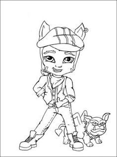 Baby Gil Printable Coloring Sheet From JadeDragonne At Deviant Art
