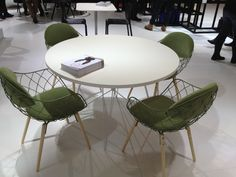 We love the Magis Pina Chairs by Jaime Hayon http://www.nest.co.uk/product/magis-pina-chair