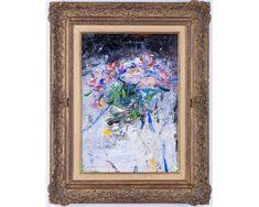 Flori în oglindă - pictură în ulei pe pânză, artist Iurie Cojocaru Frame, Painting, Home Decor, Picture Frame, Decoration Home, Room Decor, Painting Art, Paintings, Frames