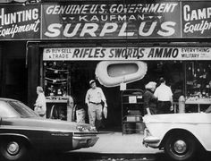 You've probably been to an army surplus store. They all look pretty much the same wherever you live. Surplus stores can be found in strip malls in the rough part of town or as stand-alone warehouse-style buildings with corrugated metal roofing and very few windows. They're easy to miss while driving because they typically only …