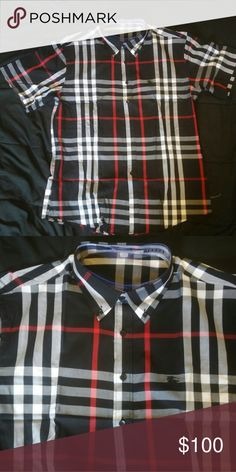 Burberry shirt. Make offer Nwt Burberry Shirts Casual Button Down Shirts