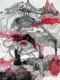 Catherine Bolduc Art Et Illustration, Illustrations, Prout, Oeuvre D'art, Art Work, Contemporary Art, Journey, Sculpture, Eye