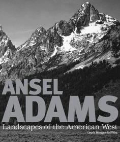 Ansel Adams Coffee Table Book