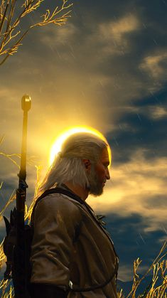 Saint Geralt.  #TheWitcher3 #PS4 #WILDHUNT #PS4share #games #gaming #TheWitcher #TheWitcher3WildHunt