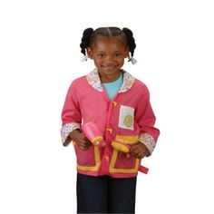 For realistic role play in the classroom, this Hair Dresser outfit fits most children from 3 to 6 years of age. Career Exploration, Role Play, 6 Years, Dresser, Classroom, Age, Children, Fitness, Outfits