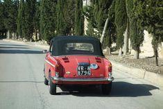 Bianchina cabriolet.