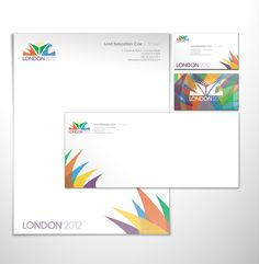 2012 Olympic Identity Package by Sisa Quadros, via Behance