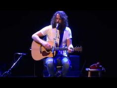 """Say Hello 2 Heaven"" in HD - Chris Cornell 11/26/11 Atlantic City, NJ"