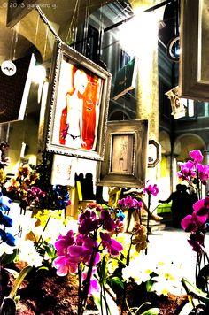 """""""Gli Anelli dei Nibelunghi"""" installazione presentata a Palazzo Isimbardi-Milano per HOW MUCH? AND WHAT?  www.drunkenrabbit.jimdo.com foto di Gianpiero Galimberti"""